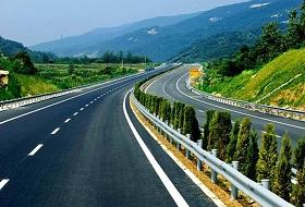 沪蓉公路护栏工程案例