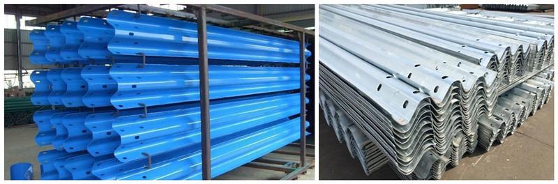 喷塑镀锌防腐技术在高速公路波形钢护栏上的应用